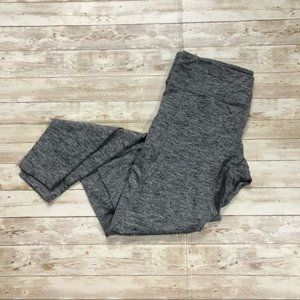 Forever 21 Gray Leggings with Pockets size Large